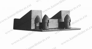 Латодержатель 53 мм упорный (УП-53)