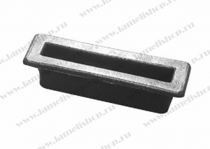 Латодержатель 65 мм внутренний врезной