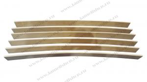 Ламели 540x50х10 усиленные Экспорт