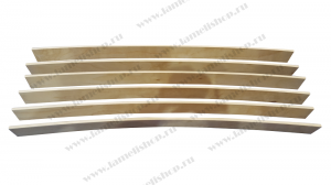 Ламели 550x50х10 усиленные Экспорт