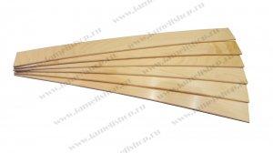 Ламели 910x60x8мм (Экспорт